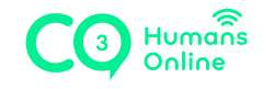 Co'efficience 3 – Humans Online